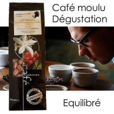 Café moulu Dégustation Parenthese Café