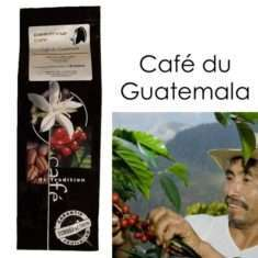 Café moulu du Guatemala Parenthese Café