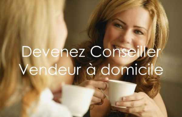 Devenir vendeur à domicile Parenthese Café - VDI - Vente à domicile