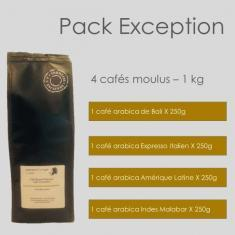 Pack Café Exception Parenthese Café