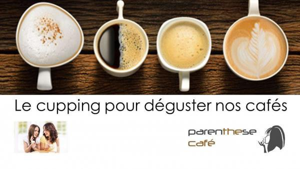 Cupping Parenthese Café