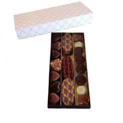 Chocolats fin en etui fourreau - Parenthese Café