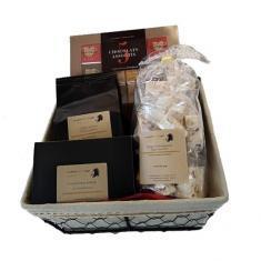 Panier Capsules - Chocolats 2018 Parenthese Café