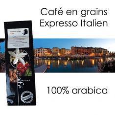 Café en grains Expresso Italien Parenthese Café
