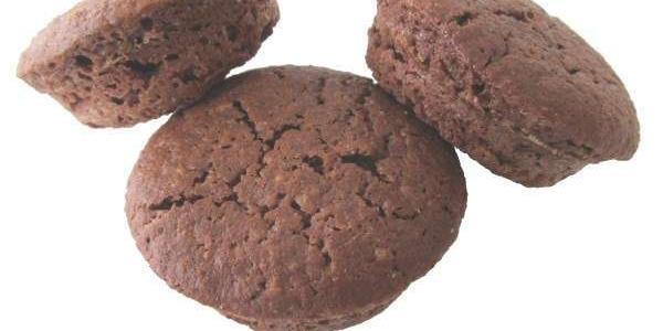 Macarons bio chocolat