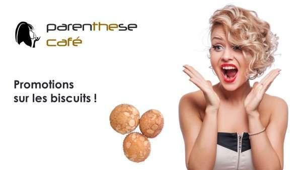 Promotions sur les biscuits Parenthese Café - Devenir VDI