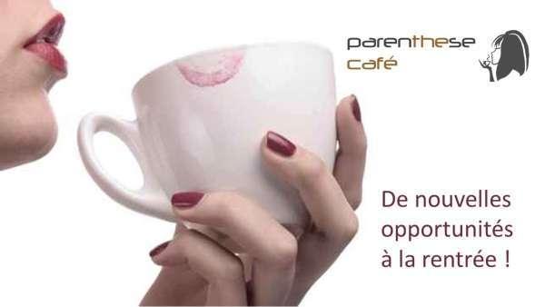 De nouvelles opportunités pour les vendeurs et vendeuses à domicile Parenthese Café