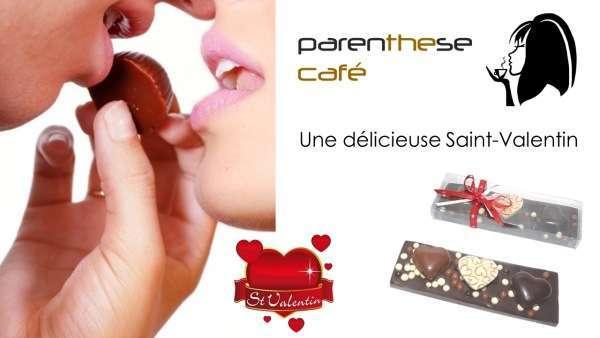 Une délicieuse Saint-Valentin 2016 Parenthese Café