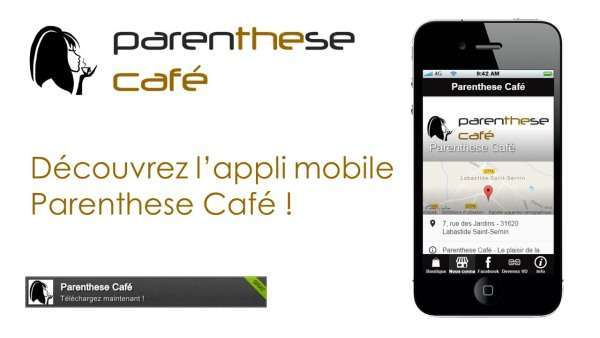 Appli mobile Parenthese Café small