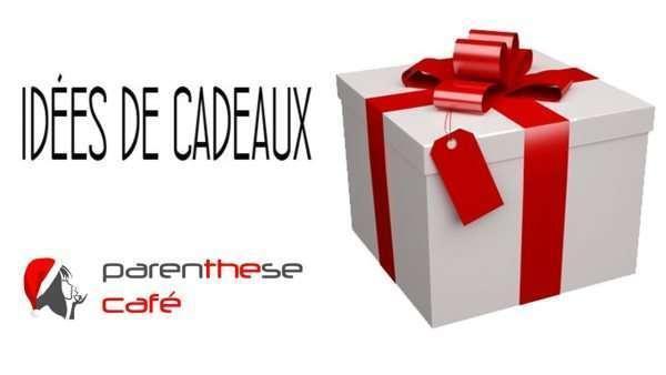 Idées cadeaux pour les fêtes - Parenthese Café