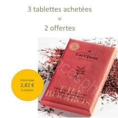Lot 5 tablettes Lait Rooibos Parenthese Café