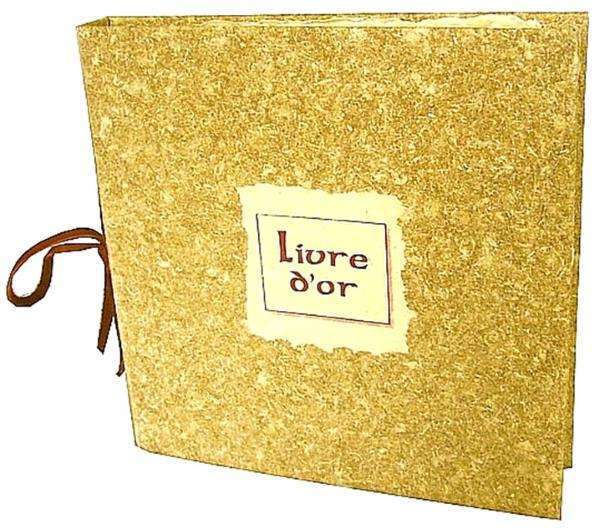 Livre d'or Parenthese Café