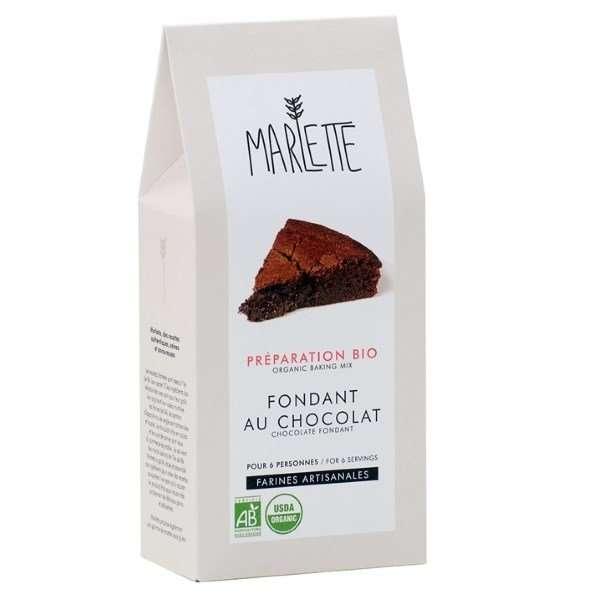 Fondant Bio au chocolat - Parenthese Café