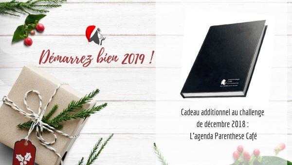 Agenda 2019 Parenthese Café