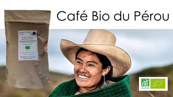 Café Bio du Pérou Parenthese Café