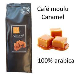 Café moulu caramel 250g