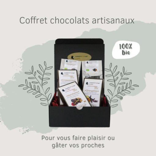 Coffret des chocolats Bio - Parenthese Café