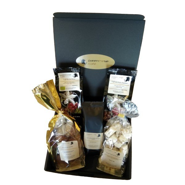 Coffret café Parenthese Café