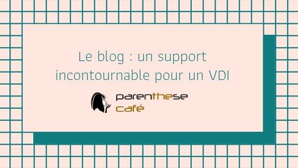 Créez un blog Parenthese Café