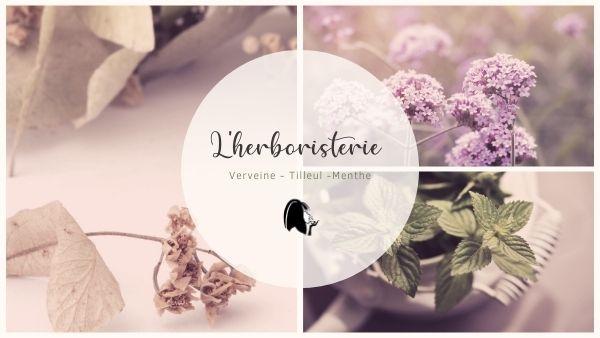 Herboristerie Verveine Tilleul Menthe - Parenthese Café