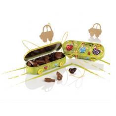 La voiturette - Plumier chocolats de Pâques - Parenthese Café
