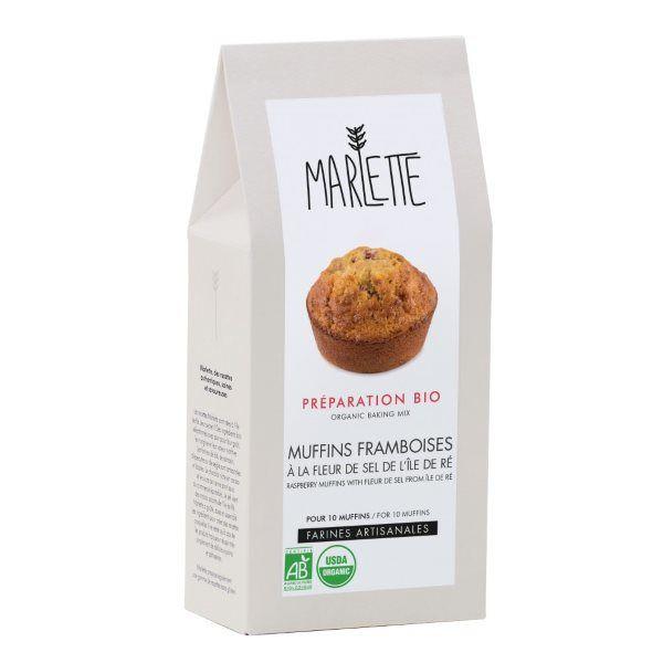 Muffins Framboises Parenthese Café