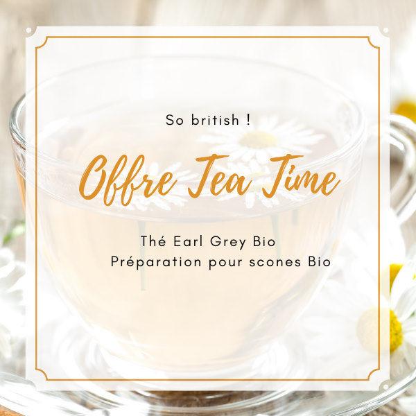 Offre Tea Time - Parenthese Café