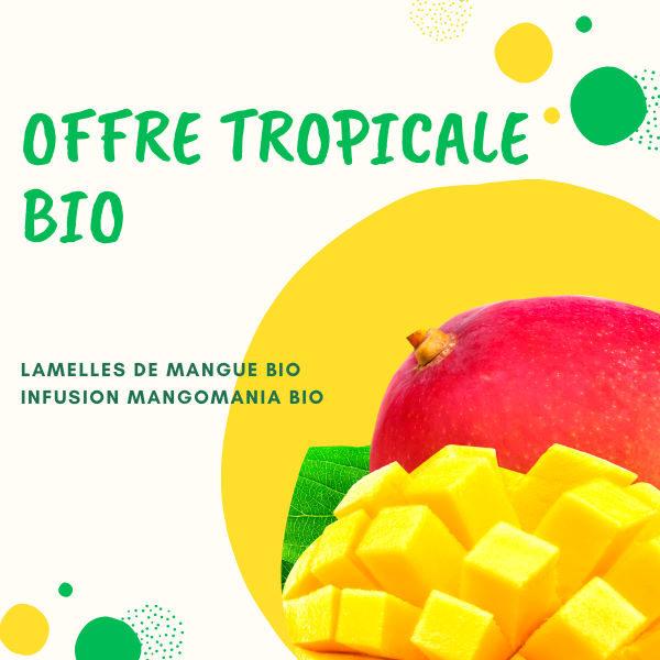 Offre tropicale Bio - Parenthese Café