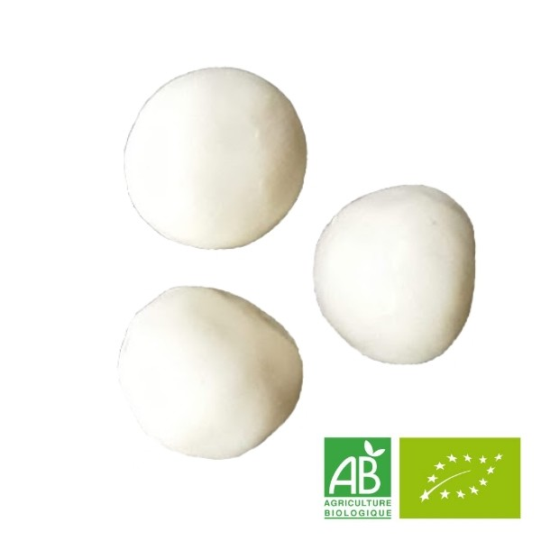 Perles de fruit cerise & chocolat blanc Bio - Parenthese Café