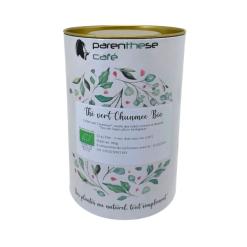 Thé vert Chunmee Bio - Parenthese Café