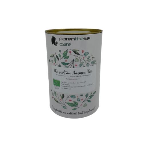 Thé vert au Jasmin Bio- Parenthese Café