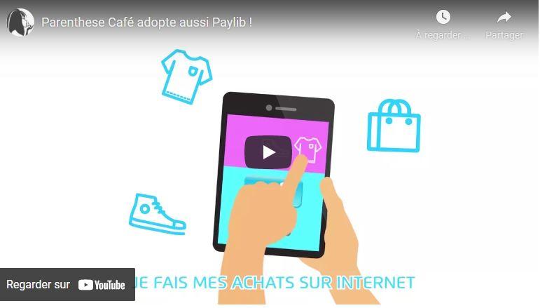 Achetez avec Paylib - Parenthese Café