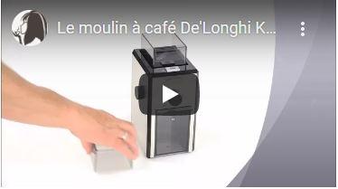 LE MOULIN A CAFE DELONGHI